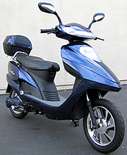 "NEW! 500W Electric Scooter Runs Smooth and Quiet w/ 12"" Tires, Licensing/Insurance is NOT needed (ATE-501)"