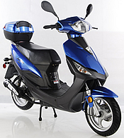 TAOTAO HUNTER 50cc Scooter CY50-T3 Fully Automatic with Rear Trunk, 12