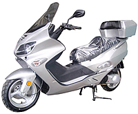 2013 ROKETA 250cc Full Size Scooter w/ Remote, Alarm, MP3 Stereo MC-54-250
