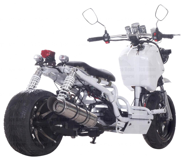 alfa img   showing gt mad dog scooter motor
