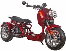 ice bear gen iv maddog 150cc scooter street bike with hid rh bobcatsmotorsports com