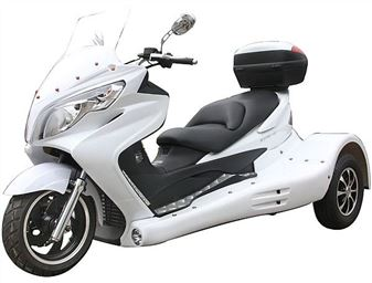 001 ice bear jumbo size design 300cc motor trike \