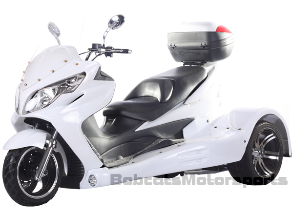 new or used ice bear 300cc gas scooter 3 wheeler trike html autos weblog. Black Bedroom Furniture Sets. Home Design Ideas