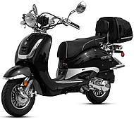 2015 BMS Heritage 150cc Scooter Special Edition w/ Remote 99.9% assembled