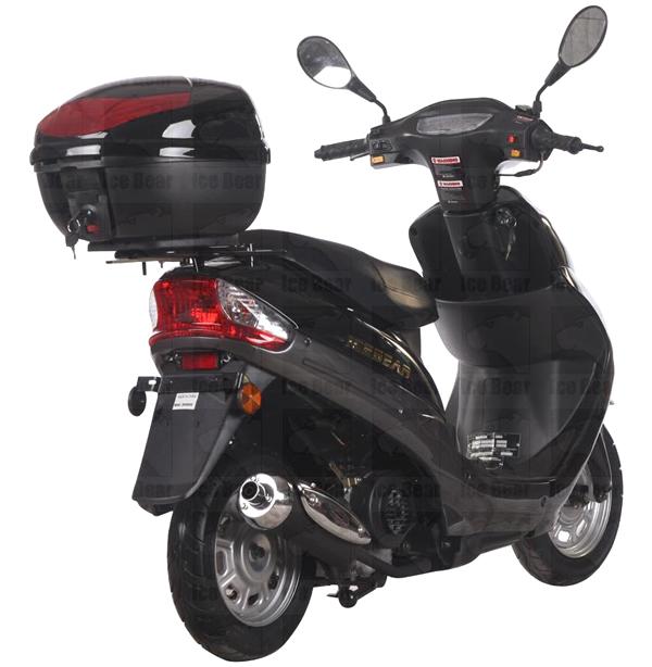 Free Ship New 2014 49cc Moped Gas Scooter Motor Bike