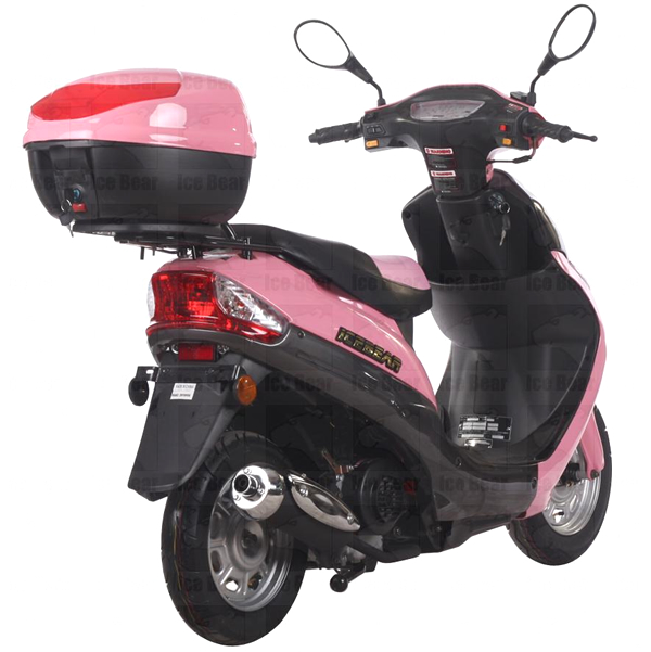 Free ship new 2014 49cc moped gas scooter motor bike for Motor scooter store near me
